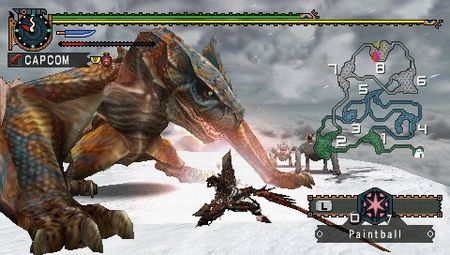 Monster Hunter Freedom 2 - 08242