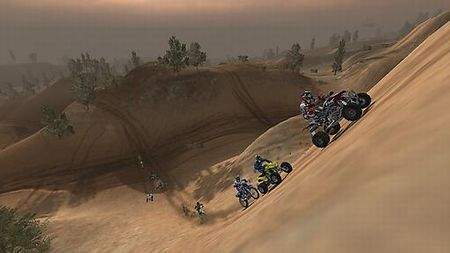 MX vs. ATV Unleashed: On the Edge - 03806