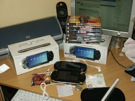 Photos: North American PSP - 01276