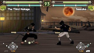 Naruto Ultimate Ninja Heroes 2: The Phantom Fortress - 10850