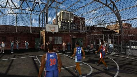 NBA Street: Showdown - 01595