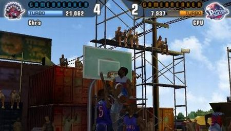 NBA Street: Showdown - 01596