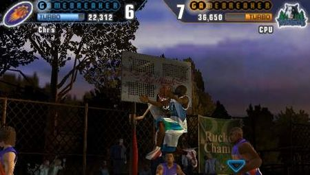 NBA Street: Showdown - 01598