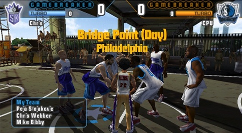 NBA Street: Showdown - 01599