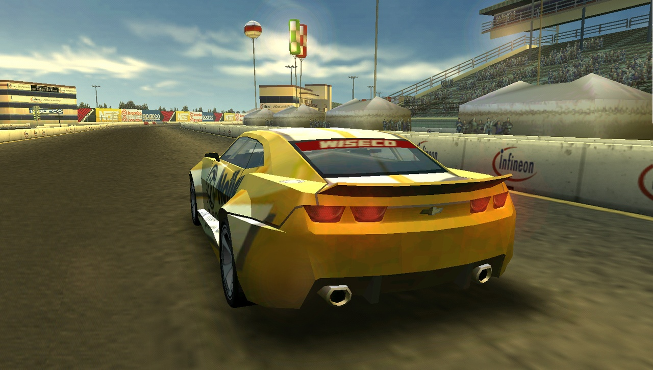 Need for Speed: ProStreet - 10226