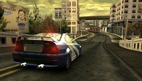 Need For Speed: Most Wanted - 02209