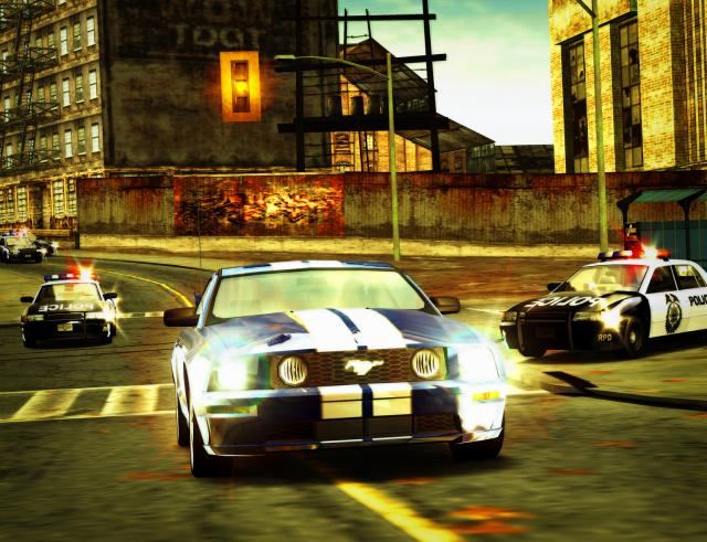 Need For Speed: Most Wanted - 02214