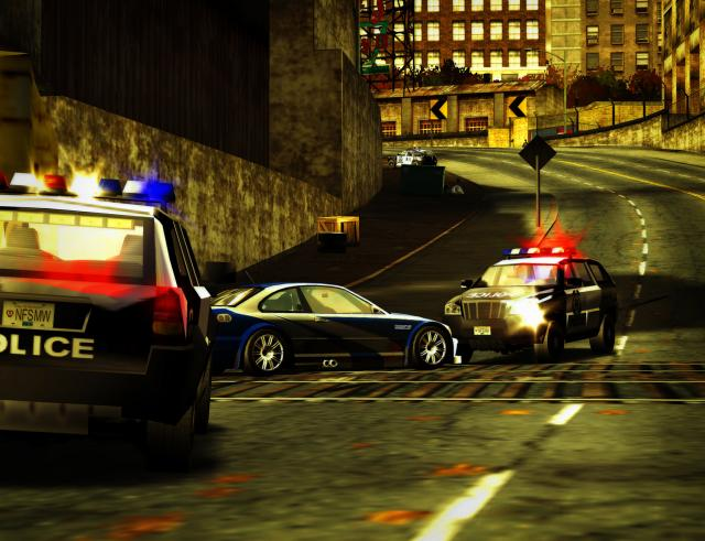 Need For Speed: Most Wanted - 02217
