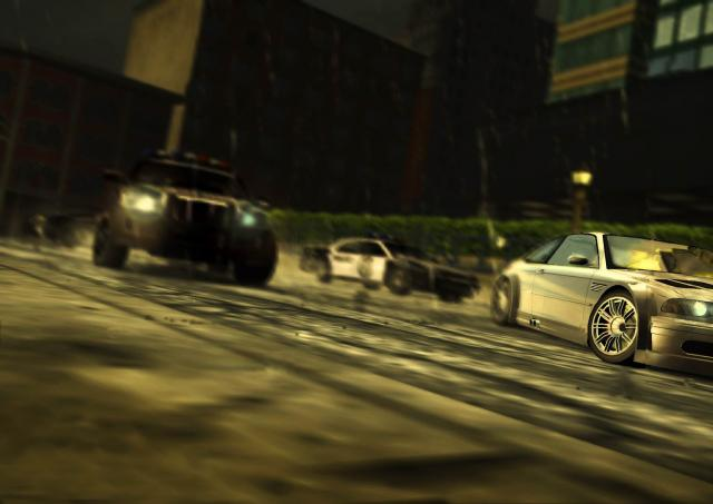 Need For Speed: Most Wanted - 02218