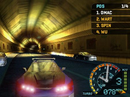 Need For Speed Underground: Rivals - 00911