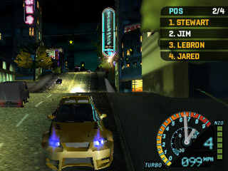 Need For Speed Underground: Rivals - 00912