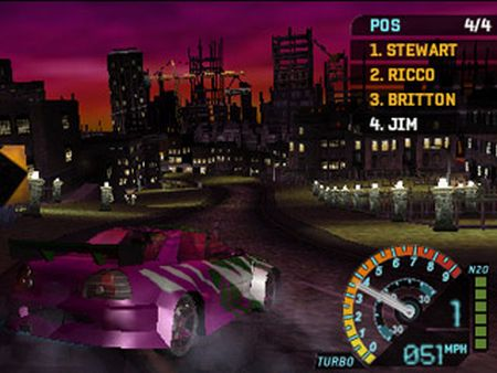 Need For Speed Underground: Rivals - 00914