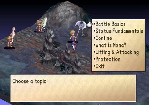 Phantom Brave: The Hermuda Triangle - 12434
