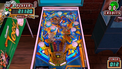 Pinball Hall of Fame - 02874