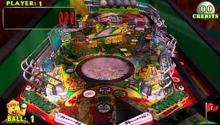 Pinball Hall of Fame - 02883