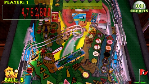 Pinball Hall of Fame - 02886