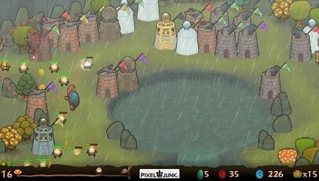 PixelJunk Monsters Deluxe - 11151
