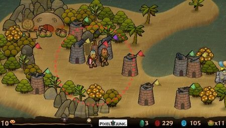 PixelJunk Monsters Deluxe - 11152