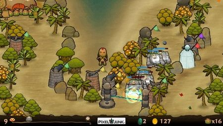 PixelJunk Monsters Deluxe - 11153