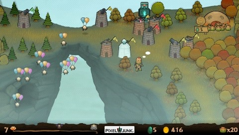 PixelJunk Monsters Deluxe - 11154