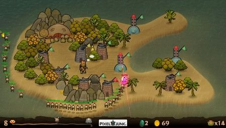 PixelJunk Monsters Deluxe - 11155