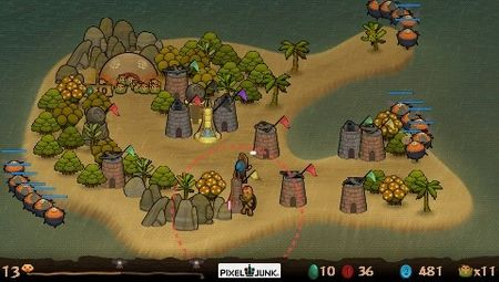 PixelJunk Monsters Deluxe - 11156