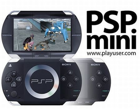 Photos: PSP Mini - 04395