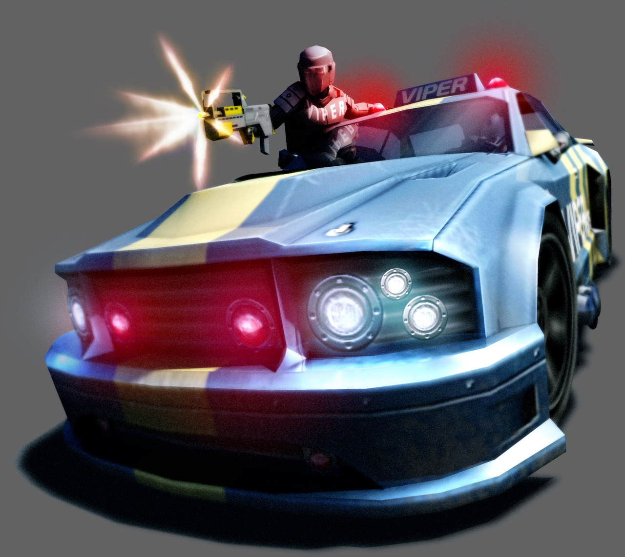 Pursuit Force: Extreme Justice - 08821