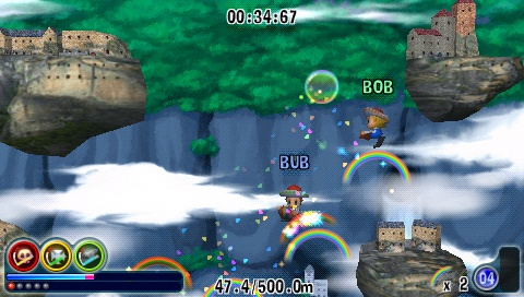 Rainbow Islands Evolution - 09579