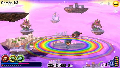 Rainbow Islands Evolution - 09582