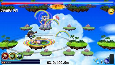 Rainbow Islands Evolution - 09583