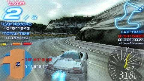 Ridge Racers 2 - 05071