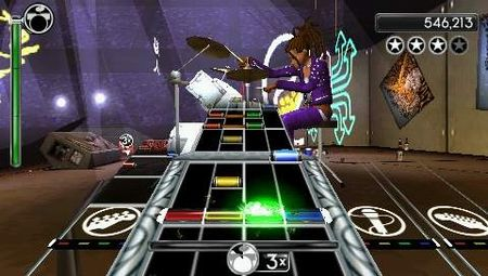 Rock Band Unplugged - 11241