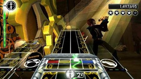 Rock Band Unplugged - 11242