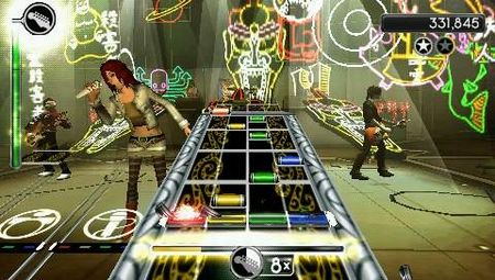 Rock Band Unplugged - 11239