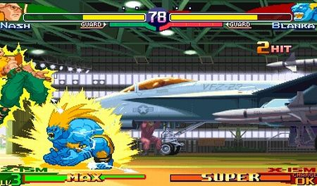 Street Fighter Alpha 3 MAX - 03561