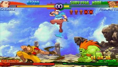 Street Fighter Alpha 3 MAX - 03550