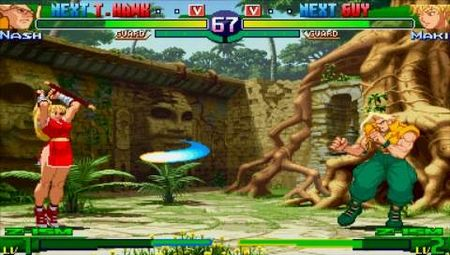 Street Fighter Alpha 3 MAX - 03551