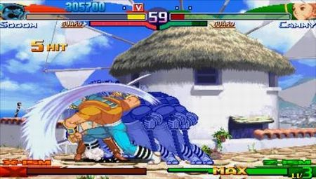 Street Fighter Alpha 3 MAX - 03555