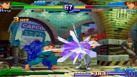 Street Fighter Alpha 3 MAX - 03559