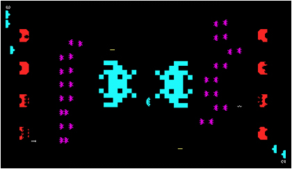 Space Invaders: Galaxy Beat - 02075