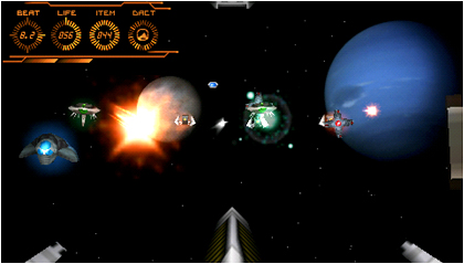 Space Invaders: Galaxy Beat - 02077