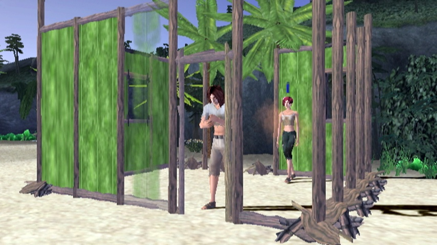 The Sims 2: Castaway - 08382