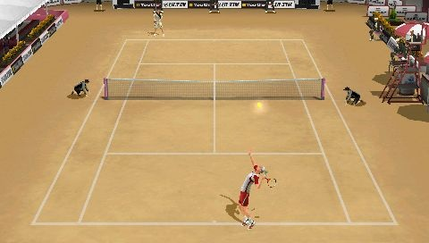 Smash Court Tennis 3 - 08286