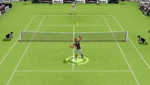 Smash Court Tennis 3 - 08287