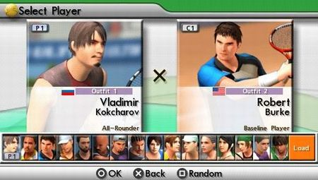Smash Court Tennis 3 - 08280