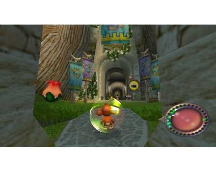 Super Monkey Ball Adventure - 05080