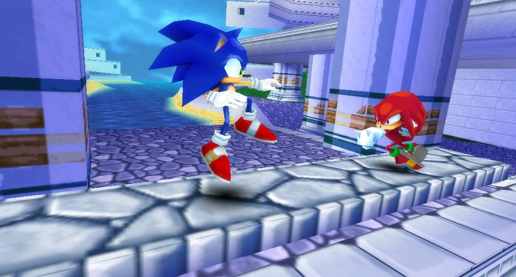Sonic Rivals 2 - 09652
