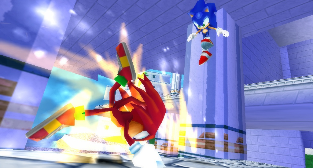 Sonic Rivals 2 - 09653