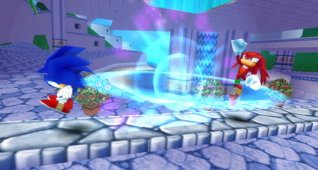 Sonic Rivals 2 - 09637